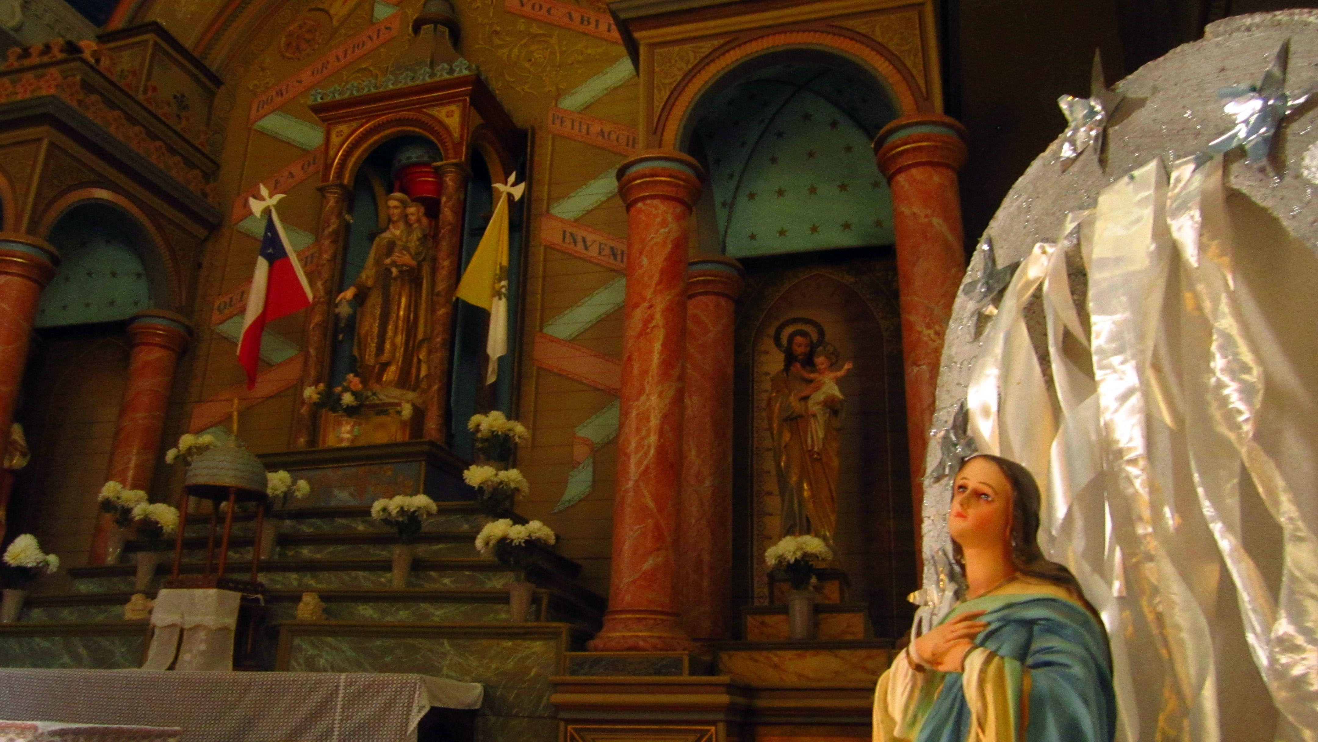 Montegrande Church, Vicuña, La Serena, Chile