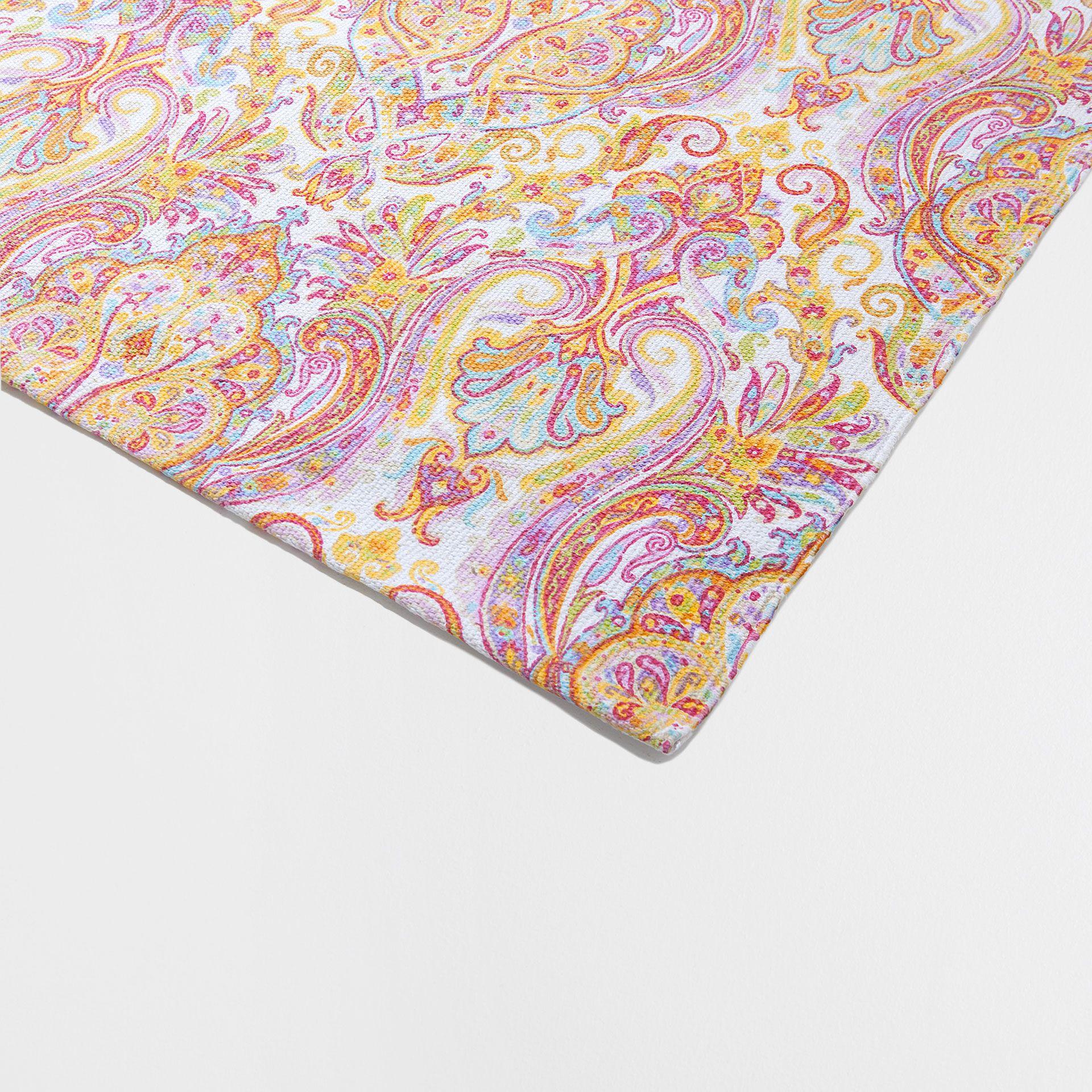 Zara Home Teppich teppich mit paisleyprint teppiche dekoration zara home