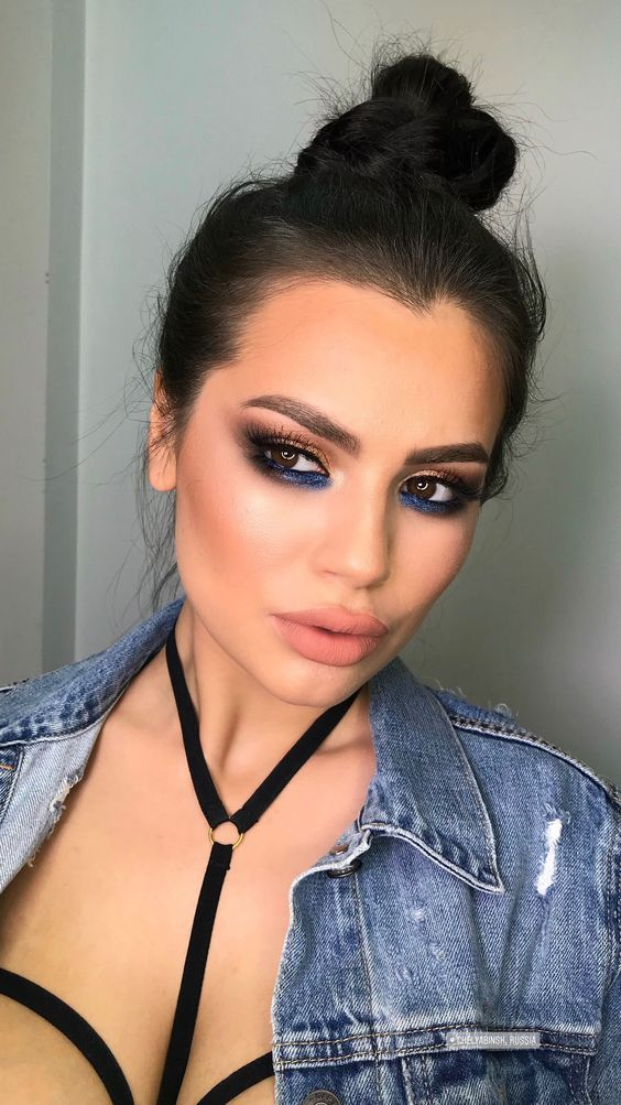 Photo of 21 Cute Makeup Looks For You To Try In 2019 – Bafbouf
