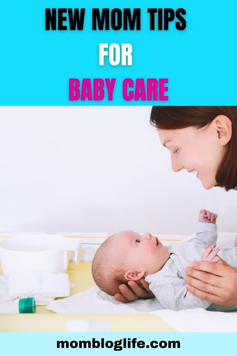 The Ultimate Baby Care Tips for New Moms