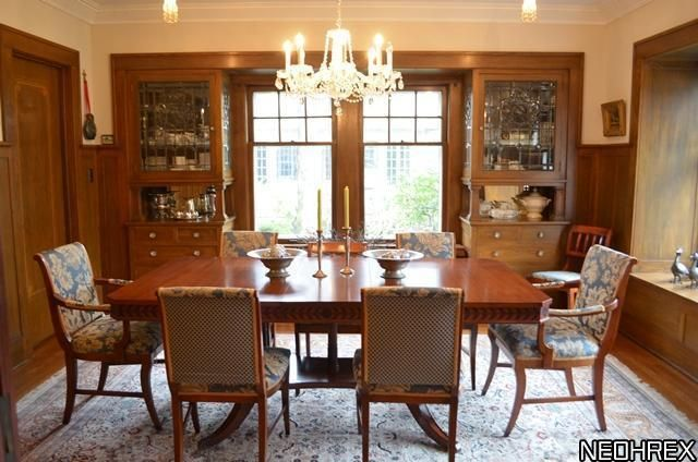 Shaker Heights Real Estate  2894 Drummond Rd Shaker Heights Oh Stunning Dining Room In German Inspiration Design