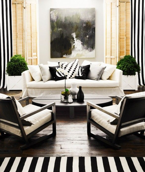 Best The Essential Guide To Going Monochrome At Home Living 400 x 300