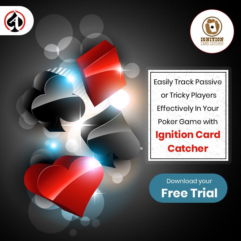 Ignition Hud Card Catcher Poker Cards Poker Games Online Poker
