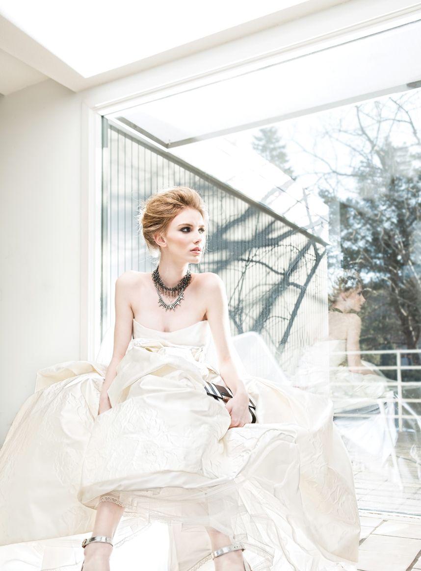 Wedding Gown Fashion: Ray of Light | Minnesota Bride Magazine ...