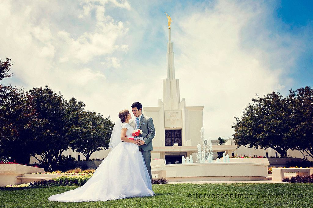 Love it! | Denver LDS Temple \ photography by Effervescent Media Works