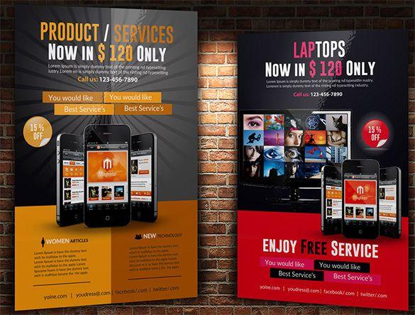 11+ Product Flyer Templates U0026 PSD Designs | Free U0026 Premium Templates