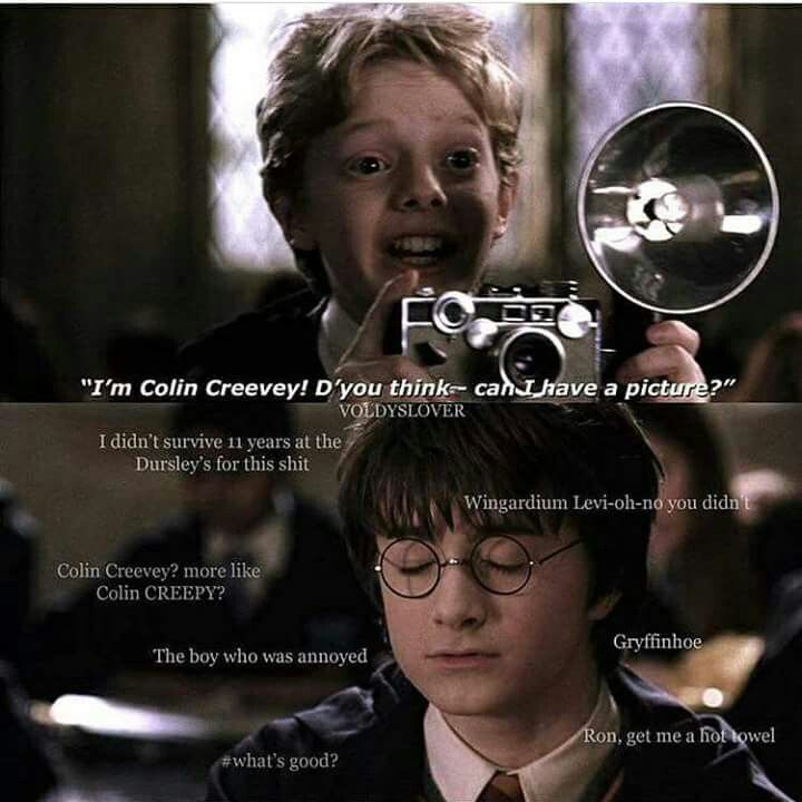 Pin By Thais David On Harry Potter With Images First Harry Potter Harry Potter Funny Harry Potter Characters