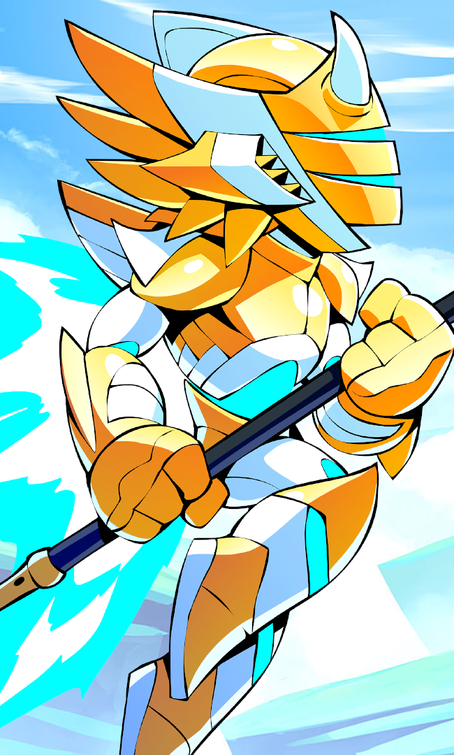 Brawlhalla Orion Epic Art Orion Gaming Wallpapers