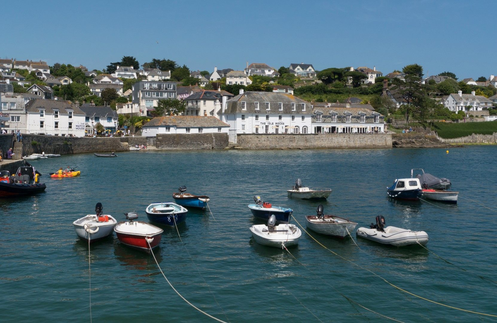 The Idle Rocks St Mawes Cornwall Is A Luxury Family Friendly