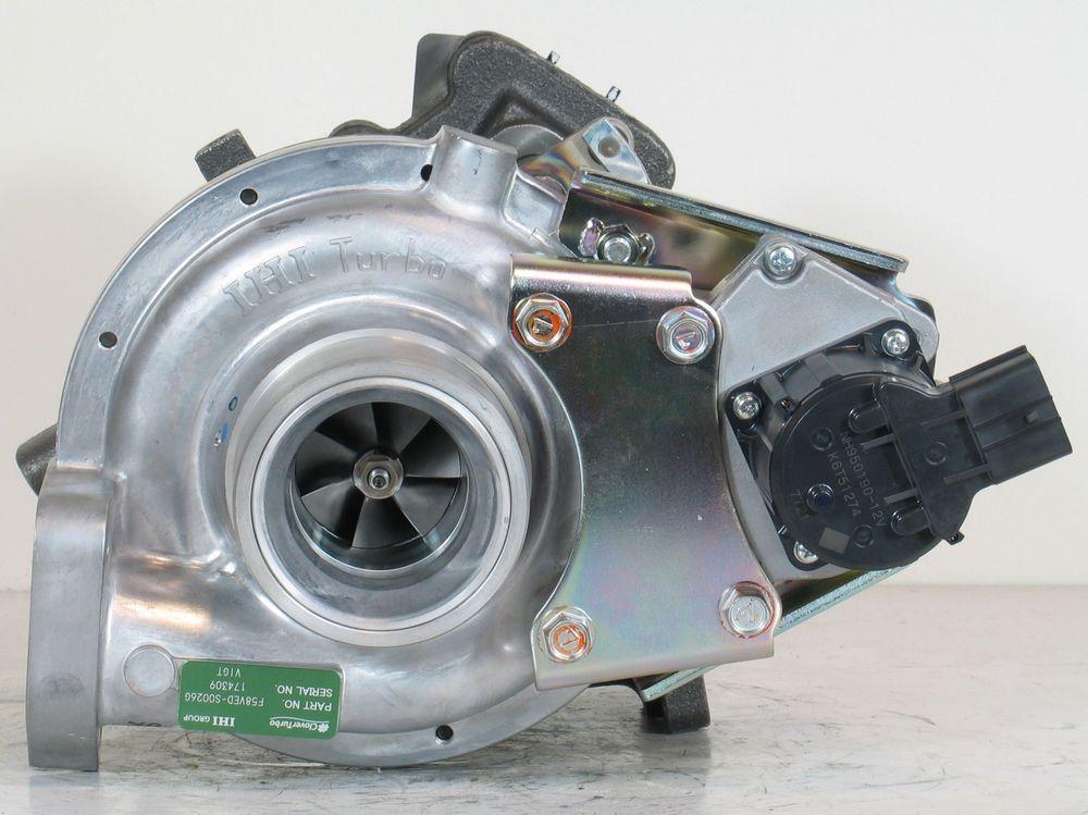Details about NEW OEM IHI RHF55V Turbo Isuzu NRR NQR NPR W5500 4HK1