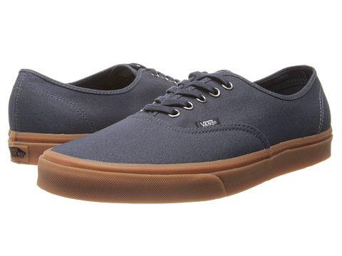 Vans Grey Gum Sole