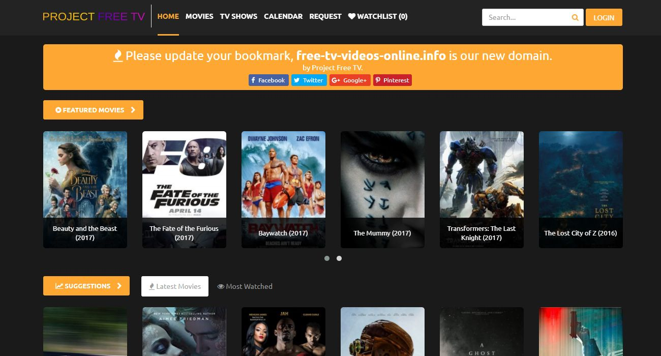 download free movies without registration