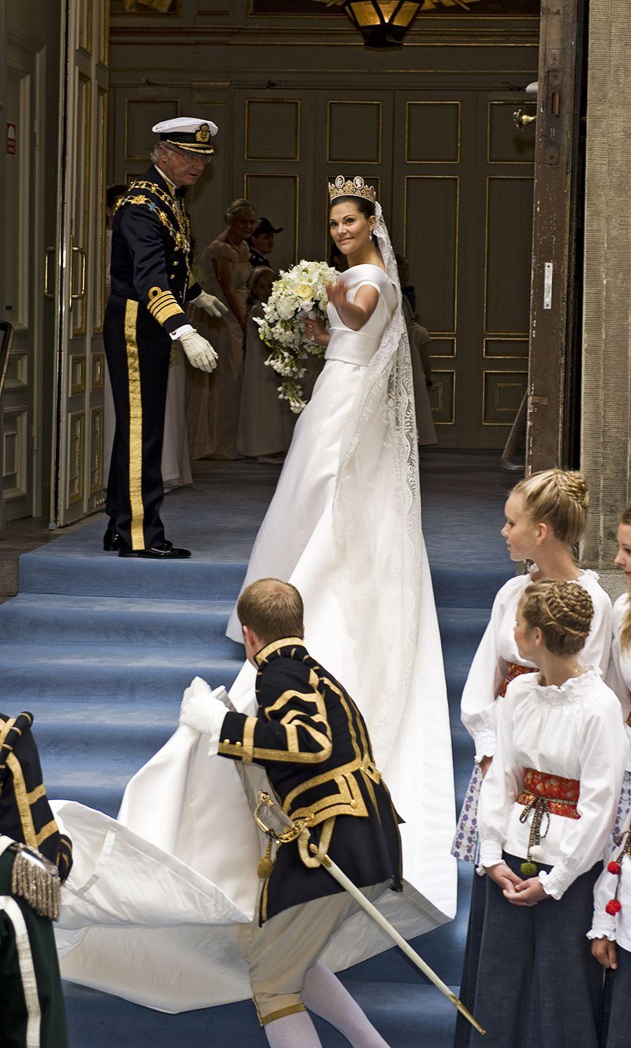 Pin Auf Boda De La Princesa Victoria De Suecia Y Daniel Westling