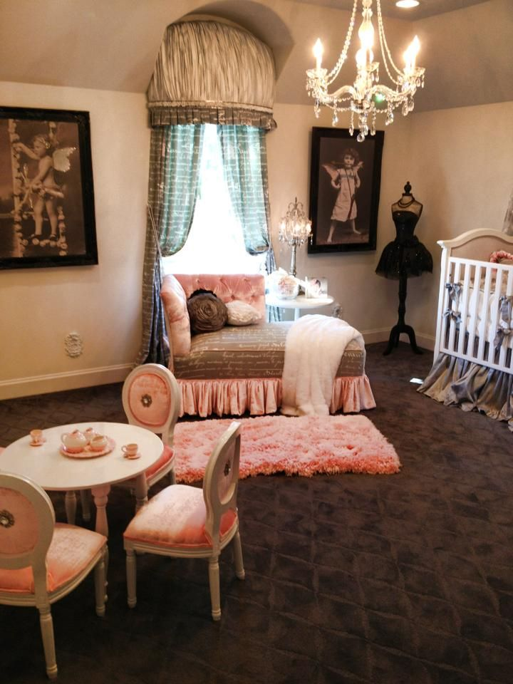 Old World Nursery This Could Be Your Dream Home Situated