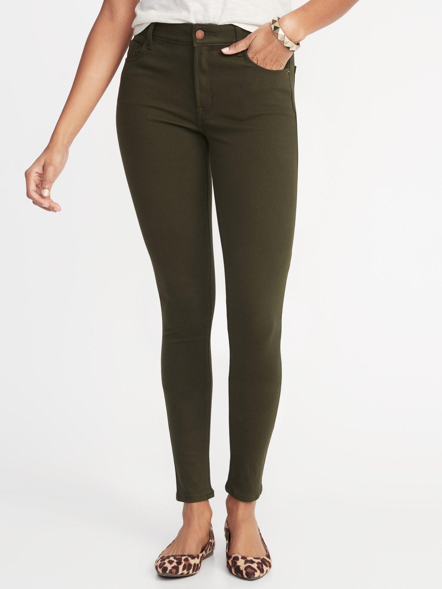 bad4e37d64 Mid-Rise Rockstar 24/7 Pop-Color Super Skinny Jeans | skinny jeans ...