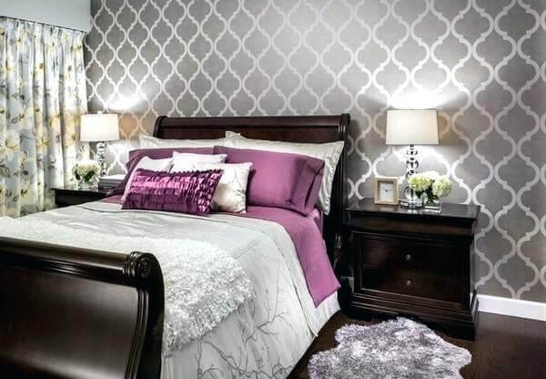 30 Best Bedroom Wallpaper Ideas Master Bedrooms Decor Remodel Bedroom Bedroom Interior