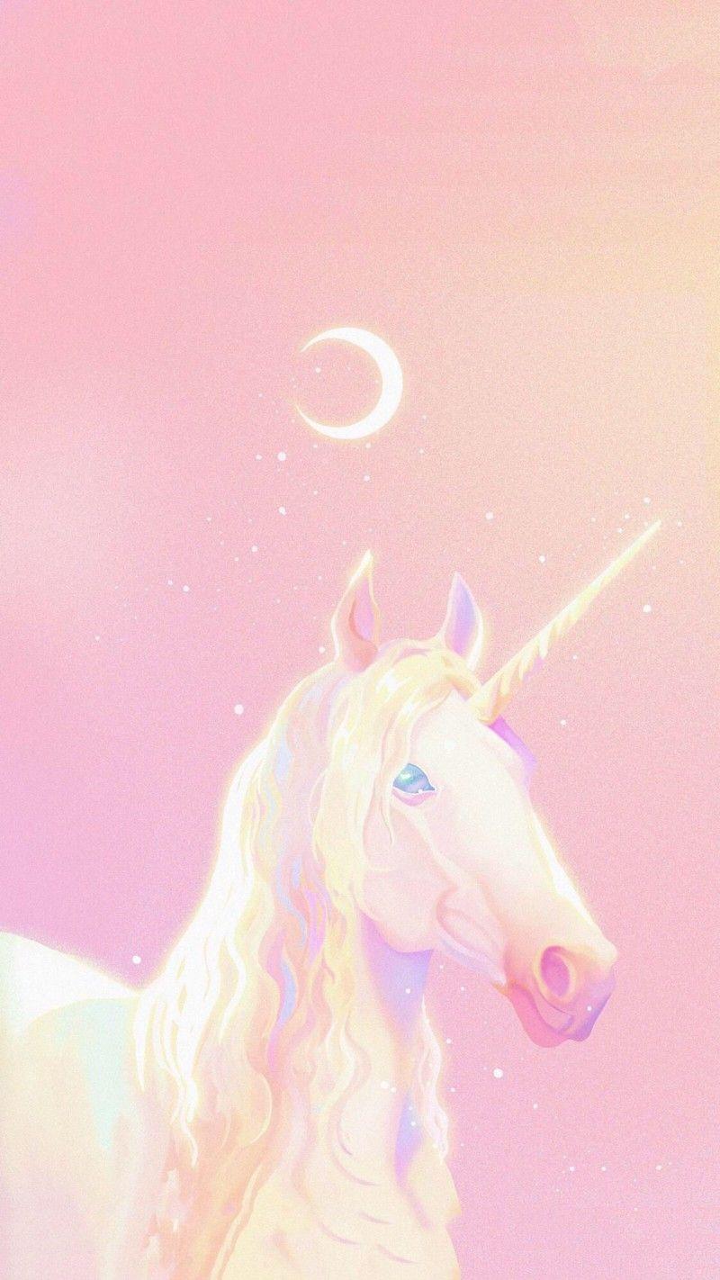 Aesthetic Pink Unicorn Galaxy Wallpaper Total Update