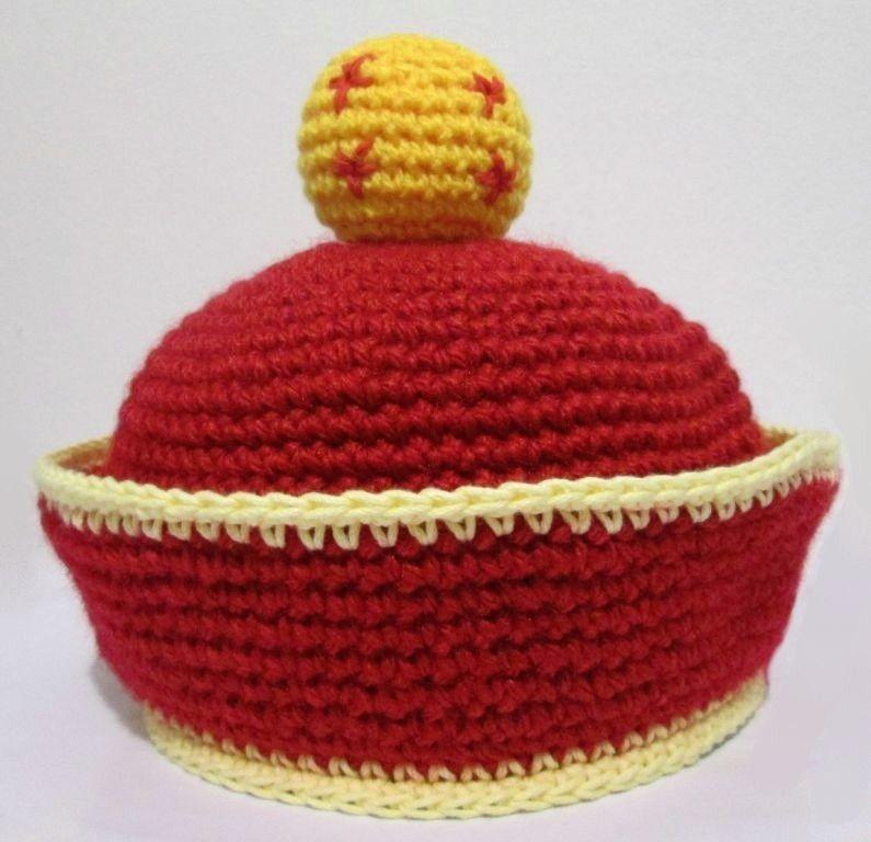 gorro tejido gohan para niño | dragon ball z | vegetta | Pinterest