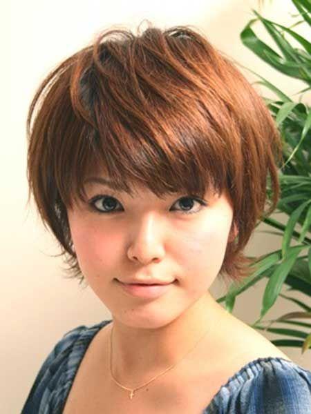 20 Hubsche Kurze Asiatische Frisuren Asiatische Frisuren Hubsche Kurze Haarschnitt Ideen Kurze Haare Bob Asiatische Frisuren