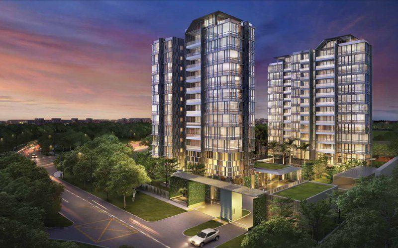 One Balmoral Condominium Architecture New Condo Condo