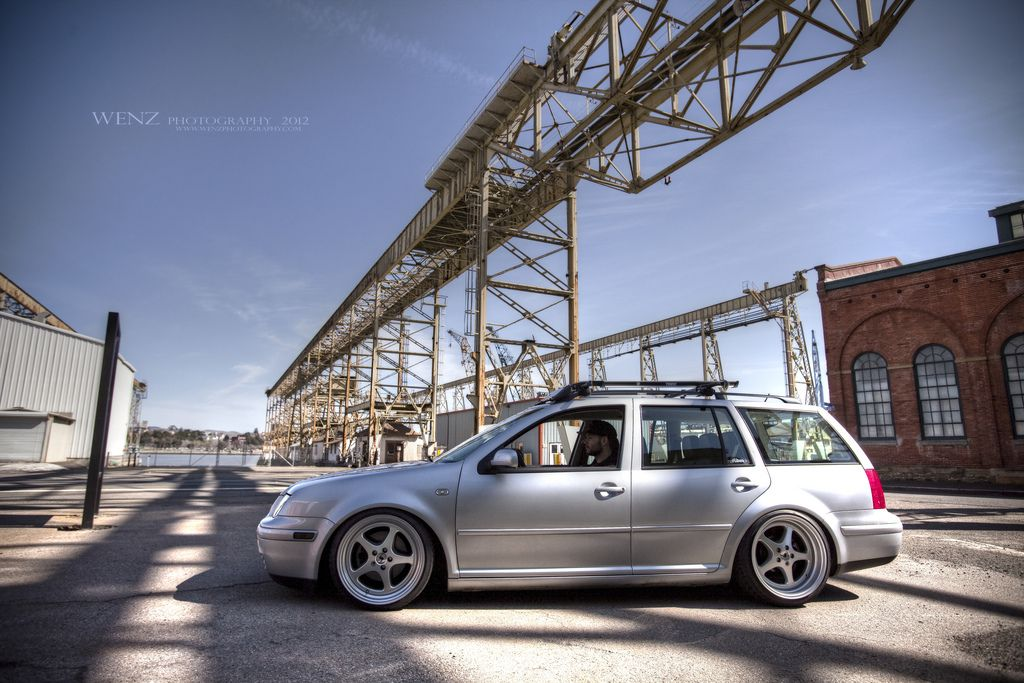Lowered wagon jetta wagon owners unite for Garage ad valence