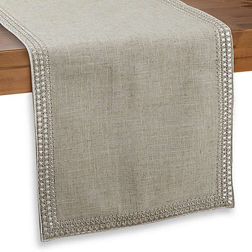 Surprising Table Runners Lace Linen Table Runners Bed Bath Machost Co Dining Chair Design Ideas Machostcouk