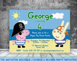 george pig pirata - Buscar con Google