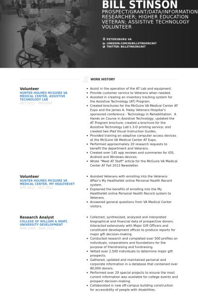 Volunteer Resume Samples Visualcv Resume Samples Database Resume Sample Resume Resume Examples