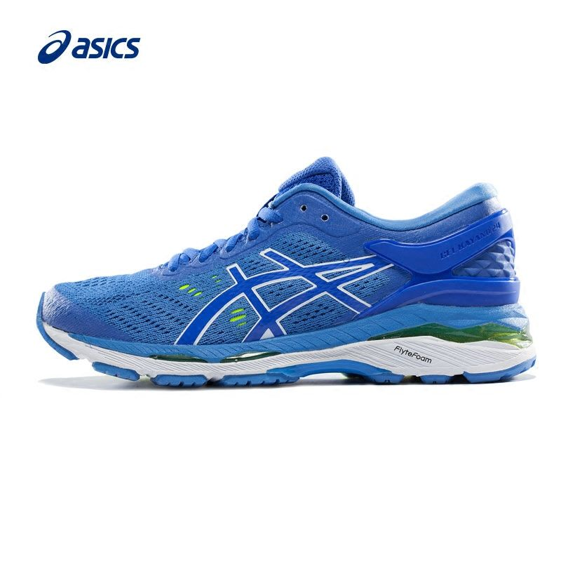 8c4681e70670 Original ASICS GEL-KAYANO 24 Women s Stability Running Shoes ASICS Sports  Shoes Sneakers outdoor Tennis shoes Non-slip classic.