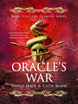 Book Review Oracle's War by David Hair and Cath Mayo