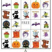 20 Free Halloween Printables Halloween Printable Crafts Halloween Bingo Halloween Bingo Printable Halloween Bingo Cards