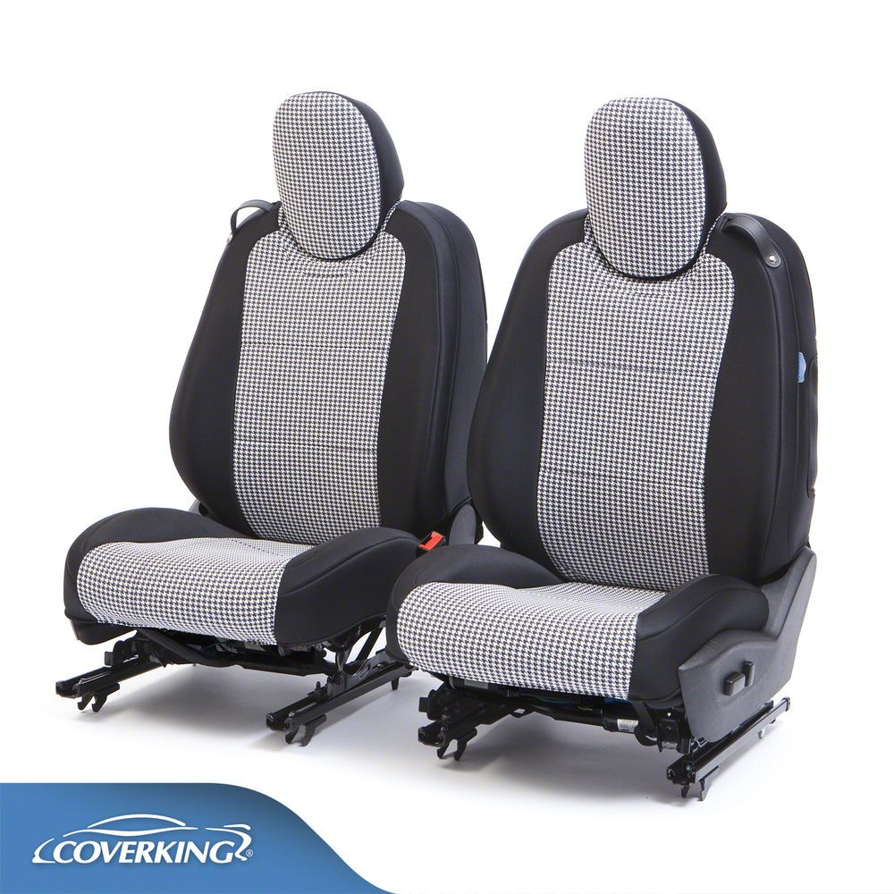 COVERKING FULL SET SEAT COVERS FOR CHEVY CAMARO 5 IN CLASSIC ...