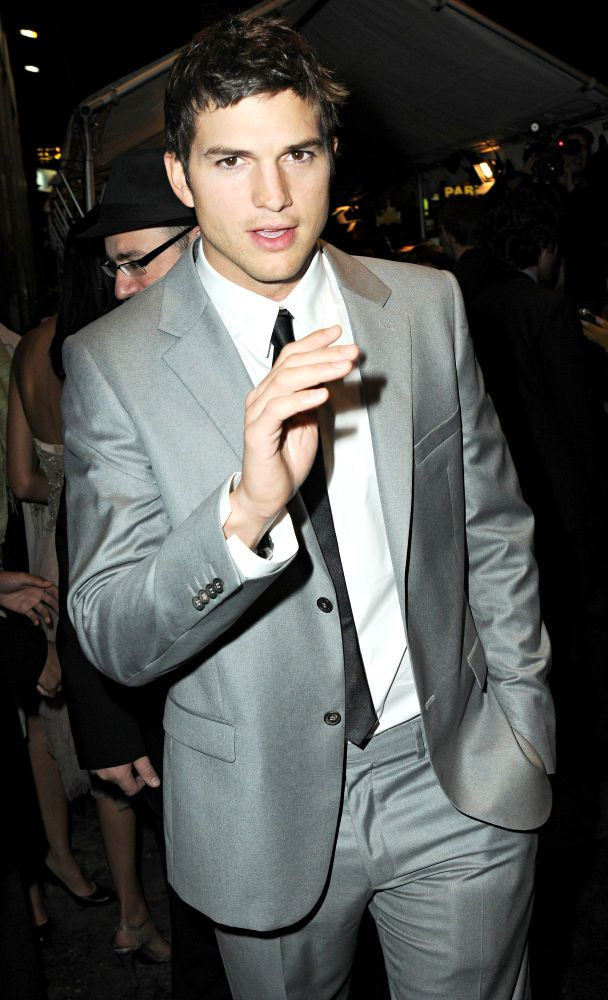 Ashton Kutcher Picture 57 - The GQ Gentleman's Bal