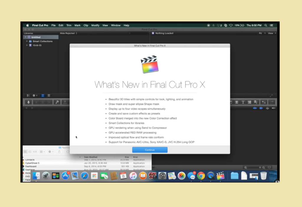 final cut pro for windows download full version