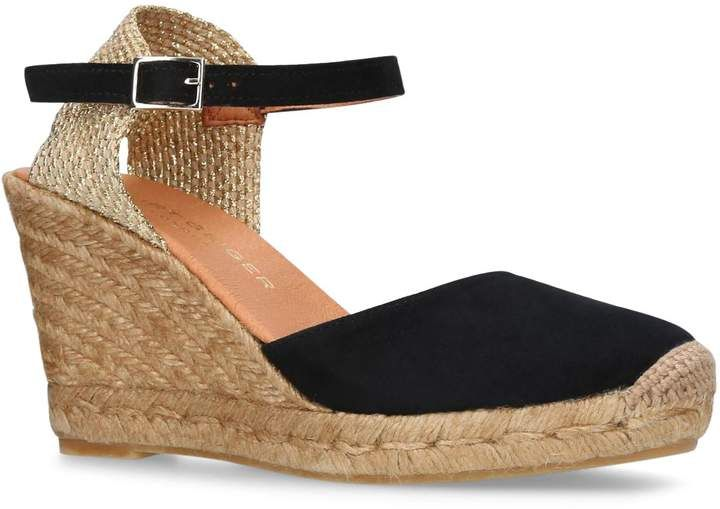 654d1a31814 Kurt Geiger London Monty Espadrille Wedges 90 #styled#wedges#Monty ...