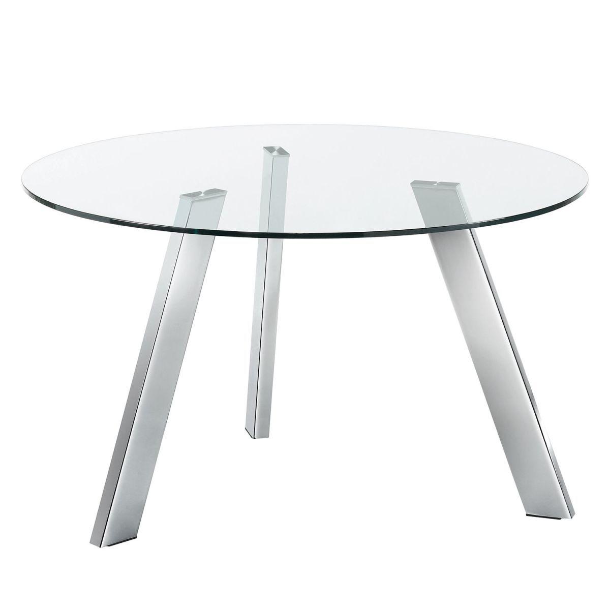 Esstisch Lolove Glas Stahl Chrom O 130 Cm Fredriks Jetzt Bestellen Unter Https Moebel Ladendirekt De Kueche Und Esszimme Esstisch Tisch Kuche Tisch