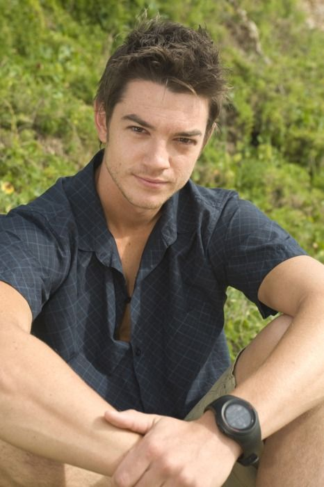 Craig Horner (Ash Dove) from H20 Just Add Water.You might ...