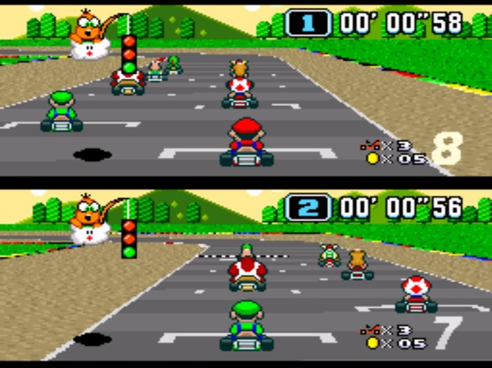 Mario Kart Is Coming To Nintendo Switch Super Mario Kart Mario