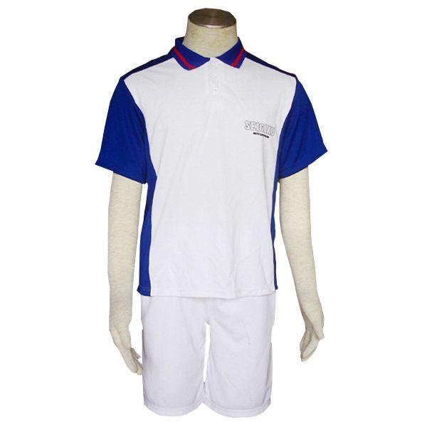 The Prince Of Tennis Seigaku Summer Tennis Uniform Tennis Uniforms Cosplay Costumes Men In Uniform