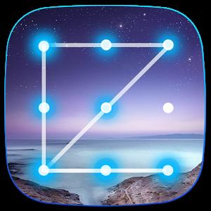 Pattern Lock Screen App