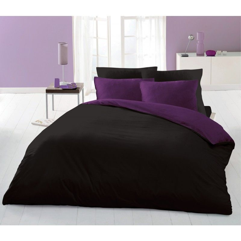 Purple And Black Bedding Sets Tdfcih | Color Combo - Black ...