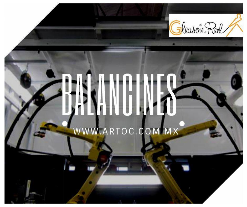 Balancines   Gleason Reel en México por ARTOC   Representante de la marca en Monterrey para todo Mexico.   Tel. (81) 8057-0871   www.artoc.com.mx