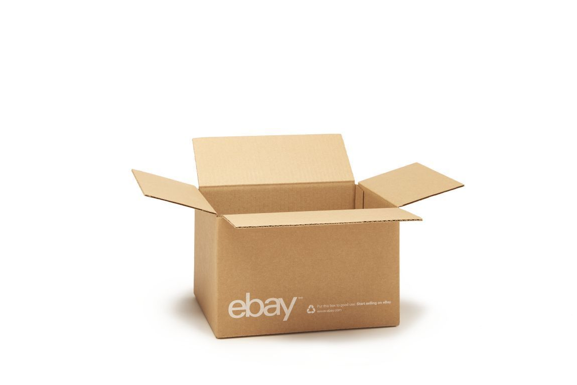 Ebay Branded Shipping Boxes 10 X 8 X 6 25 50 And 100 Packs Available Save On Value Packs Boxes Shipping Brand Ebay Selling On Ebay Shipping Supplies