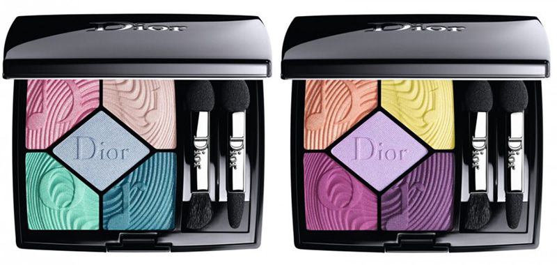 Dior Glow Vibes Spring 2020 Makeup Collection Fashion Make Up