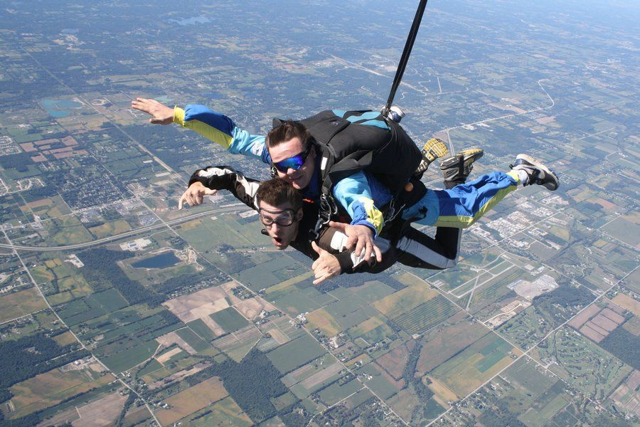 I Have Always Wanted To Go Skydiving However I Have Asthma And So I M Not Sure If I D Be Able To I Just Need To Check With Skydiving Paragliding Motor City