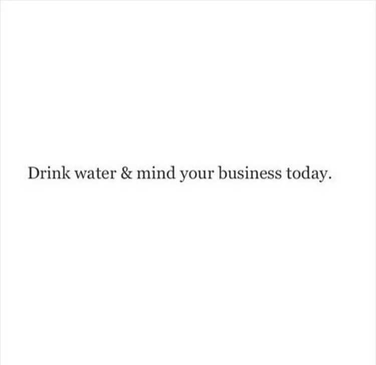 Pinterest Westcoastashs Real Quotes Mind Your Own Business Quotes Baddie Quotes