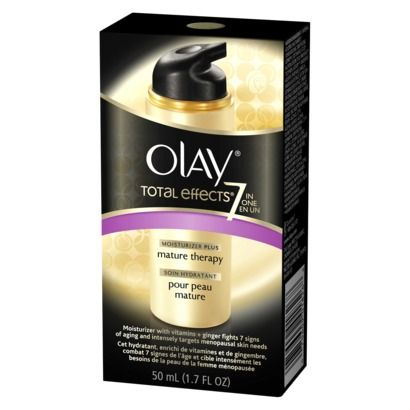 Olay Total Effects Moisturizer Plus Mature Therapy - 1.7 oz  #niacinamide
