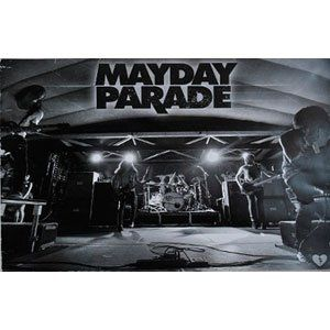 Amazon.com: Mayday Parade - Posters - Limited Concert Promo: Home & Kitchen