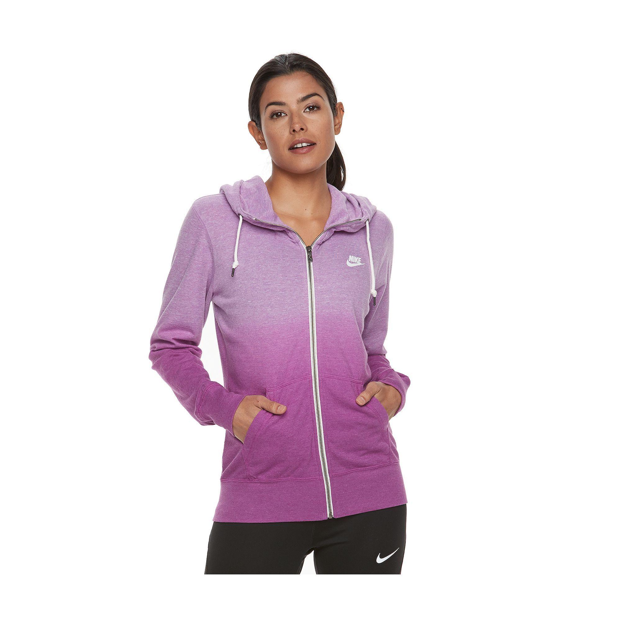 Women's Nike Sportswear Vintage Ombre Zip Up Hoodie | Nike