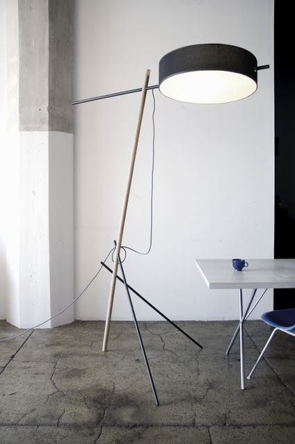 Design By Rich Brilliant Willing Via Nestpearls Blogspot Fr Floor Lamp Design Modern Floor